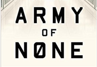 Book Review:  Army of None: Autonomous Weapons and the Future of War