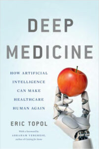 Deep Medicine Book Cover