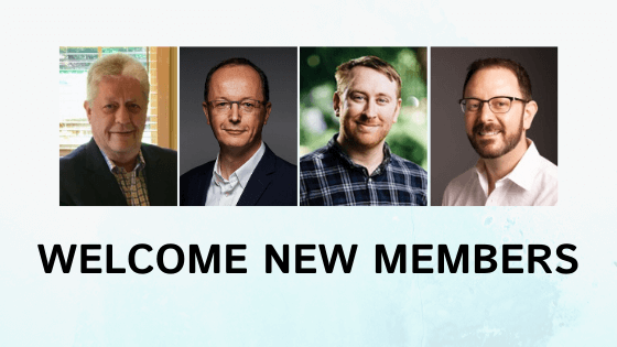 Four New Founding Members Accept Invitations to Join in December