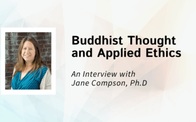 Meet Founding Member Jane Compson, Teaching Buddhist Thought and Applied Ethics at UW Tacoma