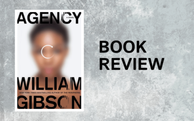 If it types like a person and Skypes like a person…A review of William Gibson's Agency