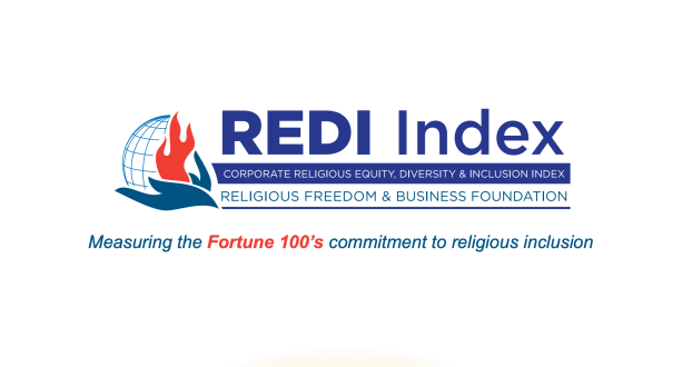 New Index of 'Religion-Friendly' Fortune 100 Companies Gives High Marks to Google, Apple and Facebook