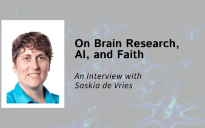 Interview: On Brain Research, AI, and Faith