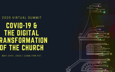 AI and Faith Founding Members Host COVID-19 and the Digital Transformation of the Church Summit