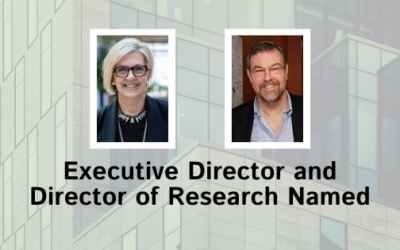 Founding Members Gretchen Huizinga and Dan Rasmus Named as Executive Director and Director of Research and Reid Maclellan as Vice Chair for Governance and Strategy