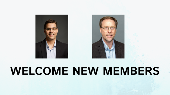 Welcome New Founding Members Cory Labrecque and Derek Schuurman