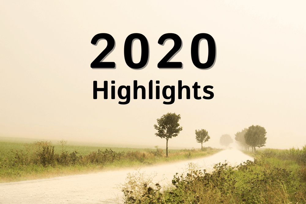 2020 Highlights for AI and Faith